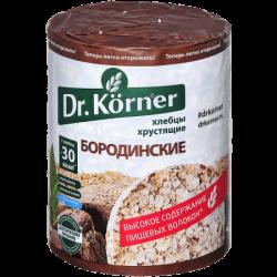 Dr.Korner Хлебцы Бородинские 100г (20)
