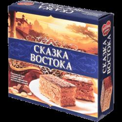Русская нива Торт Сказка Востока 560г (12)