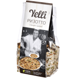 Yelli Ризотто с белыми грибами 250г (12)