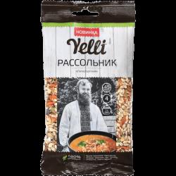 """Yelli Суп Рассольник """"Петербургский"""" 100г (10)"""