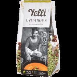 Yelli Суп-пюре из гороха с карри 250г (12)