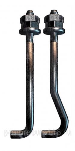 Болт1.1 М24*1600 ст.3