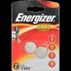 ENR Батарейка CR 2032 Литий 3V 2шт (10)