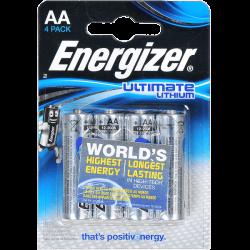 ENR Батарейка Max Plus AAA E92 Алкалин 1.5V 4шт (12)