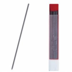 Грифели для цангового карандаша KOH-I-NOOR, НВ, 2 мм, комплект 12 шт.