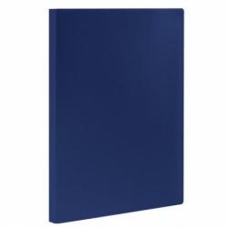 Папка 10 вкладышей STAFF, синяя