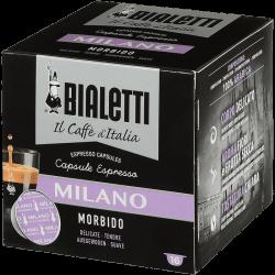 Кофе Bialetti MILANO в капсул д/кофемаш Bialetti 16шт (8)