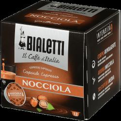 Кофе Bialetti NOCCIOLA в капсул д/кофемаш Bialetti 12шт (8)