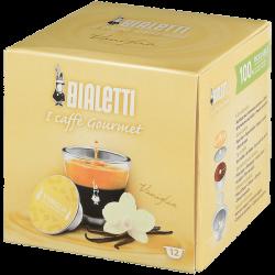 Кофе Bialetti VANILLA в капсул д/кофемаш Bialetti 12шт (8)