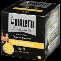 Кофе Bialetti VENEZIA в капсул д/кофемаш Bialetti 16шт (8)