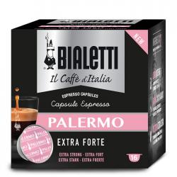 Кофе Bialetti PALERMO в капсул д/кофемаш Bialetti 16шт (8)
