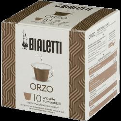 Кофе Bialetti BARLEY в капсул д/кофемаш Nespresso 10 шт (18)
