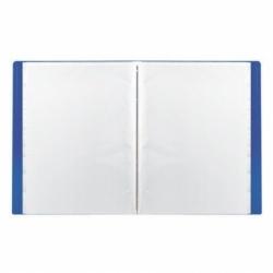 "Папка 30 вкладышей BRAUBERG ""Office"", синяя"