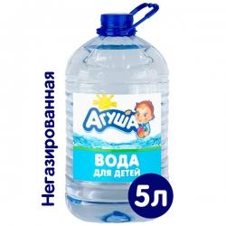 Агуша Вода Питьевая 5л (4) пэт