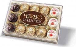 Коллекция Ферреро: набор конфет Т15*6 (6) 172г