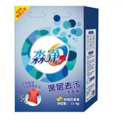 10 actives Detergent Powder Стиральный порошок Сила х 10