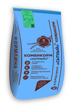 """Комбикорм для свиней """"Сытный СК-7"""" 30 кг"""