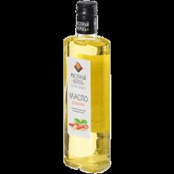 МаслКороль Масло арахисовое 0,35л (10)ст/б