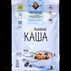 МаслКороль Каша льняная   300г (20)М/У