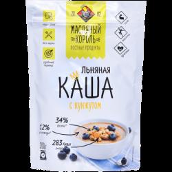 МаслКороль Каша льняная с кунжутом  300г (20)М/У