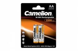 Аккумулятор Camelion АА 2200mA Ni-Mh(2бл)