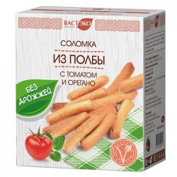 Вастэко Соломка из полбы томат и орегано б/дрожжей 150г (22)