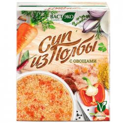 Вастэко Суп из полбы с овощами 200г (22)