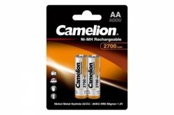 Аккумулятор Camelion АА 2700mA Ni-Mh(2бл)