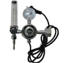 Регулятор расхода  У30/АР40 КР с нагревом 36V (латунь) «Premium»