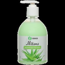 GraSS Жидкое крем-мыло Milana Алоэ вера 500 мл (15)