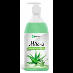 GraSS Жидкое крем-мыло Milana Алоэ вера 1 л (6)