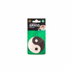 GraSS Аромат картонный Инь янь Капучино(50)