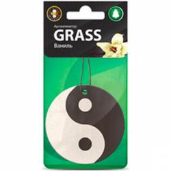GraSS Аромат картонный Инь янь Ваниль (50)