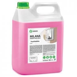 GraSS Жидкое крем-мыло Milanа fruit bubbles 5л (4) канистра