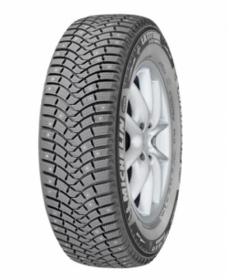 АвтоШина MICHELIN LATITUDE X-ICE North-2+ 225/65R17 102T шип