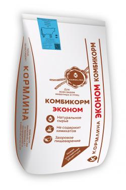 Комбикорм-концентрат для откорма КРС «Эконом КК-65» 30 кг