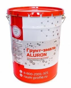 Грунт-эмаль по металлу ALURON AT