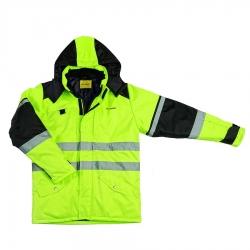 Мужская рабочая зимняя куртка ProLine BX 200 Lemon