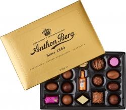 Anthon Berg Ассорти Шоколадных конфет Luxury Gold 200г