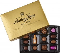 Anthon Berg Ассорти Шоколадных конфет Luxury Gold 310г