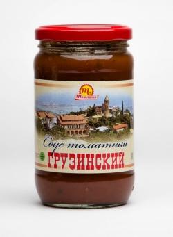 """Соус томатный """"Грузинский"""" 370 гр"""