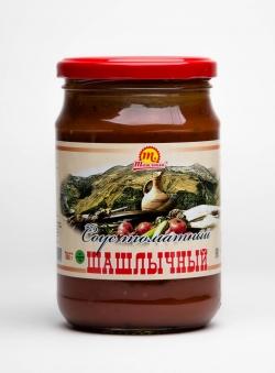 """Соус томатный """"Шашлычный"""" 690 гр"""