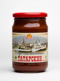 """Соус томатный """"Татарский"""" 690 гр"""