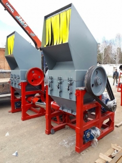 Дробилка роторная моющая ИПР-800