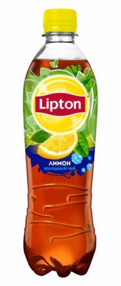 Чай Липтон 0,5л Лимон