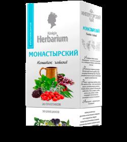 "KÖNIGIN HERBARIUM ""Монастырский"". 20 пакетиков."