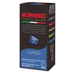 Капсулы (nes) KIMBO NC Lungo 10шт*5,7г (10)