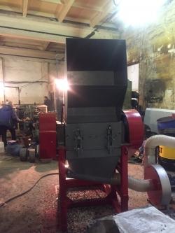 Дробилка роторная моющая ИПР-650