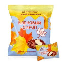 Зефир в шоколаде «Кленовый сироп»