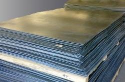 Паронит асбестовый армированный металлической сеткой ПА